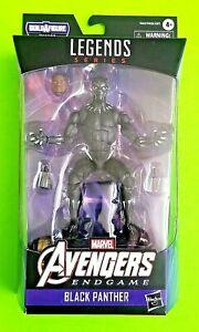 "Marvel Legends 6"" Avengers Endgame Black Panther (Thanos BAF) - NEW/SEALED"