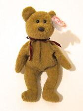 Ty Beanie Babies Original Curly Bear w/ Rare Factory Errors Retired