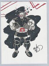 Darkseid original art