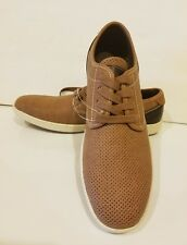 Steve Madden Size 13  Brown Memory Foam Sneakers New Mens Shoes