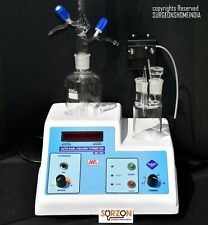 Auto Karl Fisher Titrimeter Lab Testing Equipment Abs Body Me-883