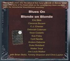 BLUES ON BLONDE ON BLONDE CD SIGILLATO!!!