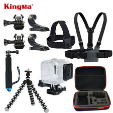 45M Waterproof Camera Accessories Bundle Kit for Polaroid Cube+ Sport Kit6003