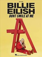 Billie Eilish : Don't Smile at Me: Easy Piano Songbook, Paperback by Eilish, ...