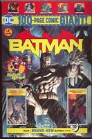 BATMAN # 1 2019 WALMART EXCLUSIVE 100-PAGE GIANT NEAR MINT ITEM: 19214