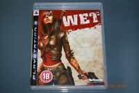 Wet PS3 Playstation 3 **FREE UK POSTAGE**