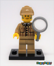 Lego Minifigur Minifig Serie 5 #11 Detektiv Detective 8805
