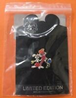 Disney Pin DS - Space Age Series - Jessica & Roger Rabbit with Maid Robot LE