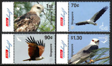 Singapore 1796-1799, MNH. Birds. Eagle, Kite, 2016