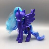 "My Little Pony G4 Princess Luna AKA Nightmare Moon Brushable FIM 5"" DARK PURPLE"