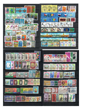 KUWAIT MORE THAN 820 DIFFERENT USED STAMPS incl.sets see scans LOT (KOW 300)
