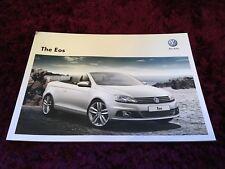 VW EOS Brochure 2013 - Nov 2012 Issue