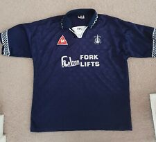 Falkirk Home Shirt 1997/98. Size listed as Size 46-48""