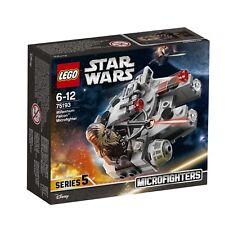 LEGO ® Star Wars ™ 75193 Millennium Falcon ™ Microfighter NUOVO OVP NEW MISB NRFB