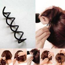 Frisurenhilfe Magische Haarklammer Spirale Spin Pin Spange Haarclip Haar