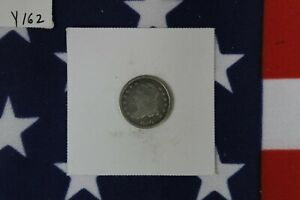 1836 Capped Bust Half Dime - Very Good Condition  (Y162)