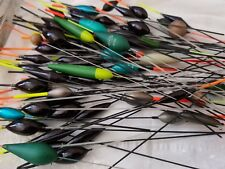 20 assorted pole fishing floats