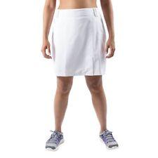 Women's PUMA GOLF TECH A LINE SKIRT WHITE size 4 (T32) $65