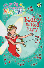 (Ruby the Red Fairy: Choose Your Own Magic) By Daisy Meadows (Author) Paperback