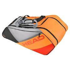 Head Elite AllCourt Orange 2017 Tennistasche Tennis bag