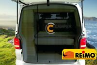 REIMO Fly Screen/Mosquito Midge Tailgate Net For VW T5/T6 Campervans From 2003+