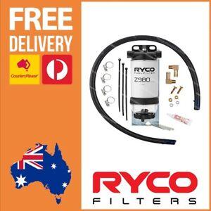 Ryco Fuel Water Separator Kit fits Mitsubishi Triton MQ 2.4L Turbo Diesel