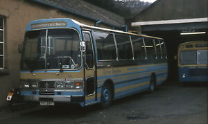 silver service yky840t ford darley dale depot 82 6x4 Quality Bus Photo