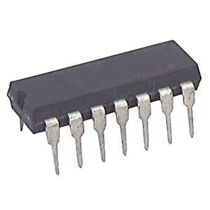 TL074N Low Noise JFET Quad Op-Amp,