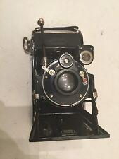 Vintage Roll Film Zeiss Ikon Telma Folding Bellows Camera