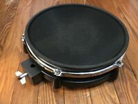 "Alesis 10"" Mesh Drum Pad w/Knob (As-Is Parts/Repair) DM10 Electronic Kit"