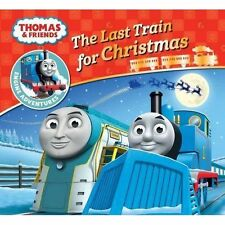 NEW - THOMAS and FRIENDS last train for CHRISTMAS  small book STORY LIBRARY