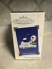2002 Hallmark Keepsake Ornament Frosty Friends #23 in Series