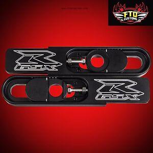 GSXR 750 Swingarm Extension, GSXR 750 Frame Extension  For 2004 Suzuki GSXR 750