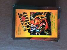 g1d Trade Card  classic sci fi & horror posters the Time machine