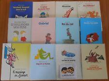 Lot de 12 Livres L'ECOLE DES LOISIRS Collection ANIMAX - Lecture 7 à 9 ans lot 4