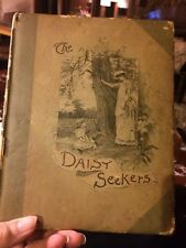 THE DAISY SEEKERS by W. L. M. Jay (pseud. for Julia Woodruff), HC 1886.