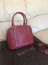 Gucci Bag, GG Micro Guccisima Crossbody Small Bag, 100% Authentic, STUNNING