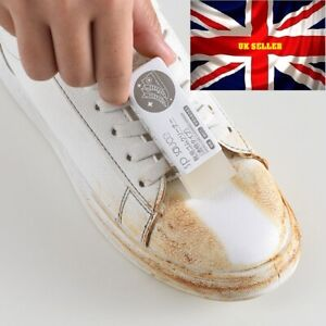 Rubber Stain Eraser Cleaner Cleaning Kit for Suede Nubuck Shoes Boots Trainer UK