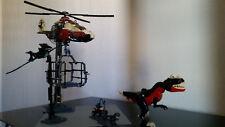 Lego Dino 2010 Dino Air Tracker 7298 + Dino Quad 7294