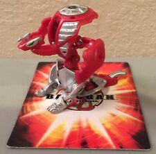 Bakugan Infinity Helios Red Pyrus 900G Mechtanium Surge B2 Metal Battle Brawlers