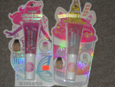 Lot of 2 Justice Just Shine UNICORN FRAPPE Scented Hair Glitter & Berry Scent