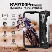 Blackview BV9700 Pro IP69 Rugged Smartphone 6+128GB Helio P70 16MP Night Vision