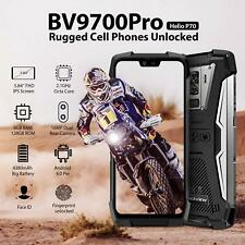 Blackview BV9700 Pro IP69 Rugged Smartphone 6+128GB Helio P70 16MP Night Vision