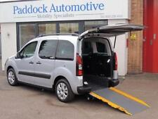 Berlingo Manual Disabled Vehicles
