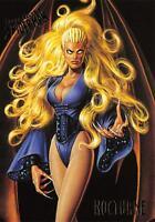 NOCTURNE / Spider-Man Fleer Ultra 1995 BASE Trading Card #41