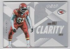 TAMBA HALI 2015 Panini Clear Vision Football Clarity #GL-23 Chiefs N15