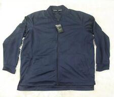 Nike 856573-451 Blue Dri-Fit Full Zip Rivalry Basketball Jacket Sz 3XL Tall NWT