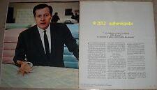 PUBLICITE ANCIENNE de 1967 MATELAS EPEDA MULTISPIRE FRENCH AD IMPACT
