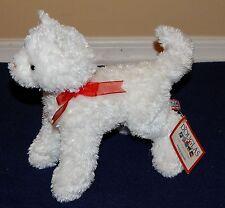 "8"" Douglas Toys HOLLY WHITE Plush Kitty Cat Stuffed Animal Rare & HTF"