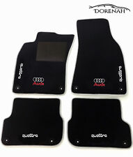 tappeti tappetini Audi A6 C6 2008-2011 PERSONALIZZABILI!